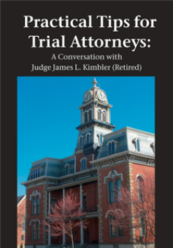 Practical Tips for Trial Attorneys - PDF